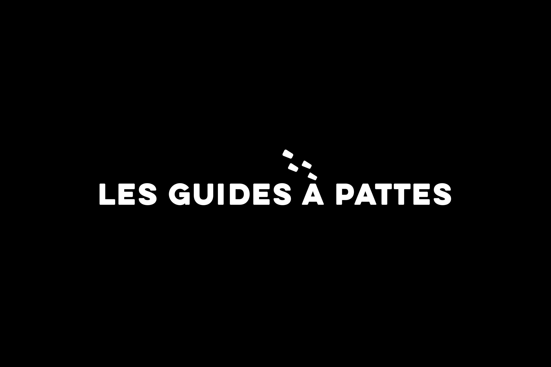 logo guides a pattes