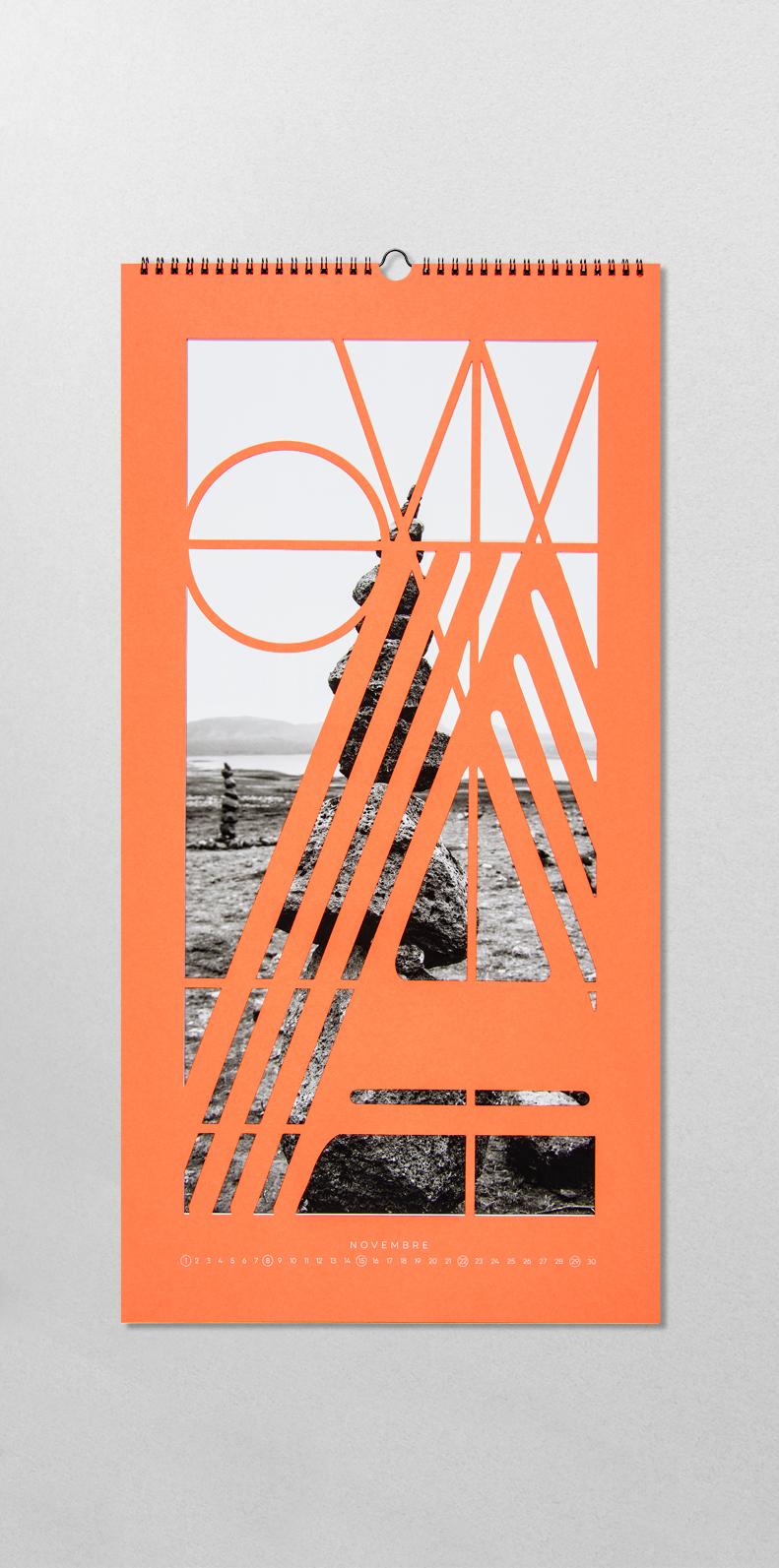 Genoud Arts Graphiques – Calendrier 2015