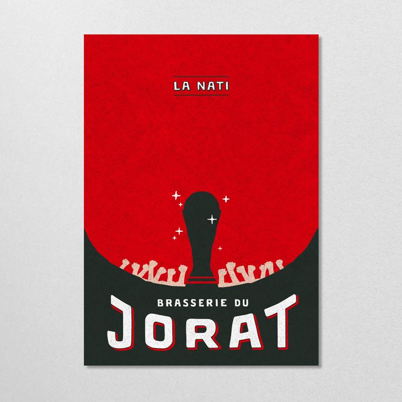 Brasserie du Jorat – La Nati 2018