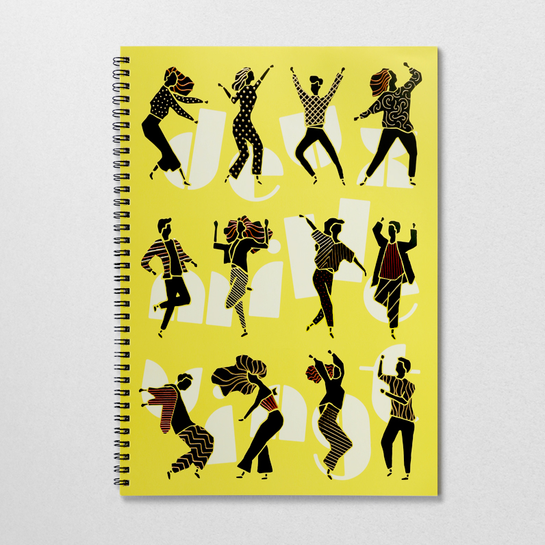 Genoud Arts Graphiques – Bloc-notes 2020