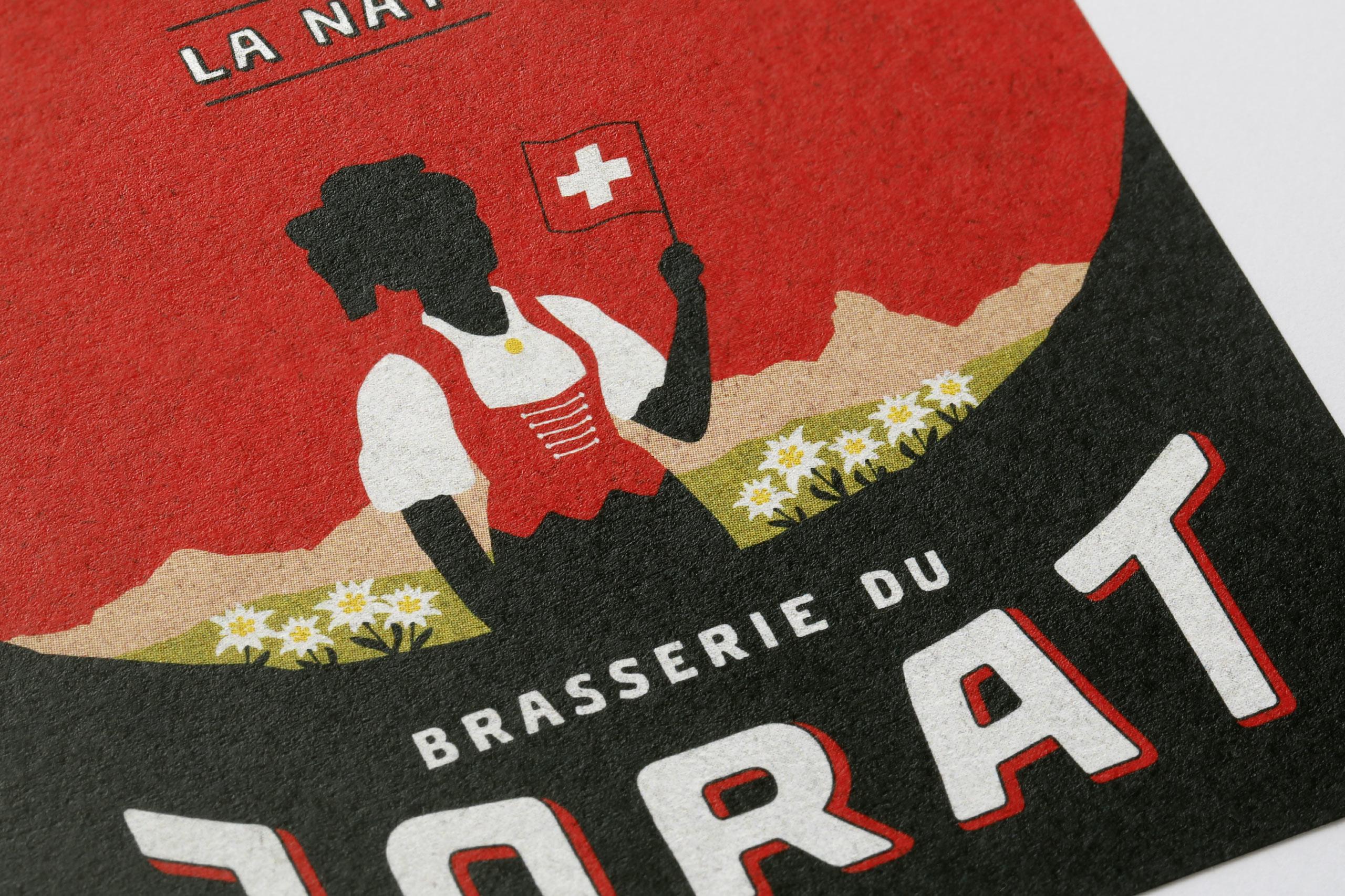 brasserie du jorat la nati 2020 étiquette